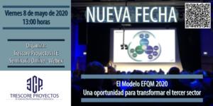 El Modelo EFQM 2020. Una oportunidad para transformar el tercer sector.